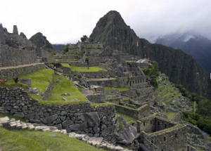 The site of Machu Picchu in Peru from which the 4,000 objects were excavated by Hiram Bingham. The site will celebrate its centennial of discovery in 2011. (Photo: Peruvian Government)