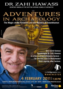 Dr.Zahi Hawass New Book