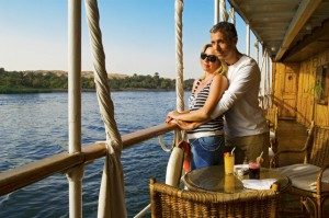 Cruise on Nile River Between Luxor and Aswan