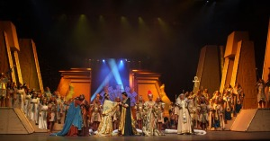 A performance of the Opera Aida concluded the Festival. (Photo: Jennifer Willoughby)