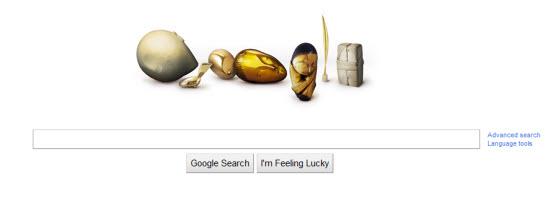 Constantin Brâncuşi Google Doodle