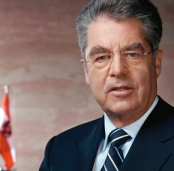 Austria President, Heinz Fischer