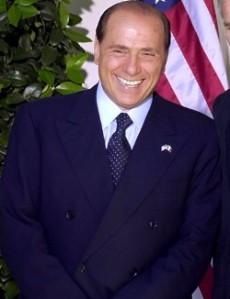 Norway Prime Minister, Silvio Berlusconi