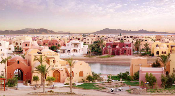 "El Gouna is currently discussing their ""Green Star"" program with the Ministry of Tourism."