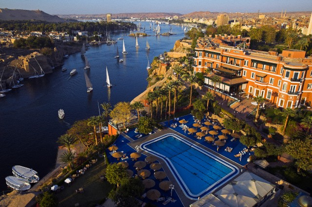 Aswan Egypt  City new picture : World celebrated World Tourism Day in Aswan, Egypt