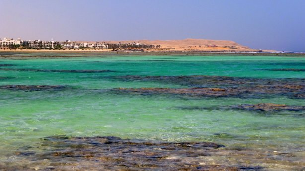 Port Ghalib, Red Sea.
