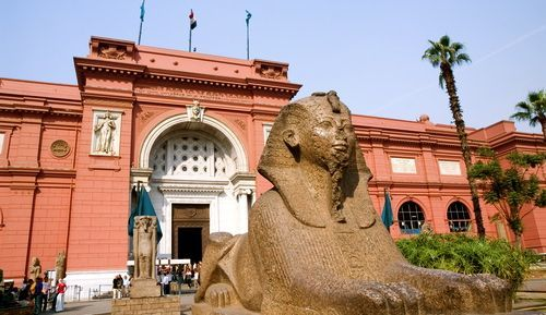 Tourist groups increased to Egyptian Museum