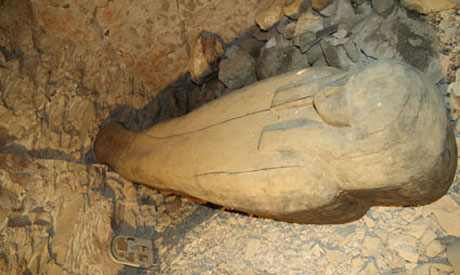 New archaeological discovery at the Valley of the Kings - Amun Re singer Ni Hms Bastet
