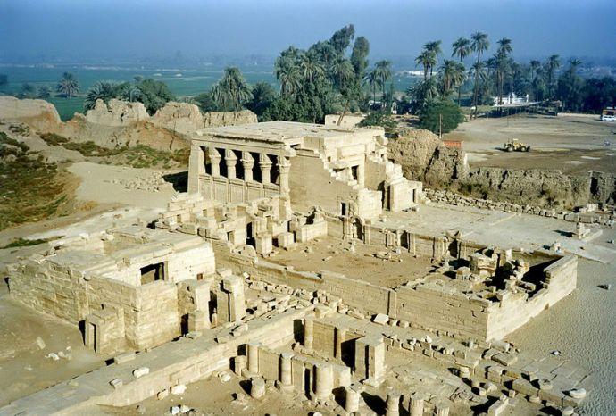 Dendera Temple complex - Upper Egypt